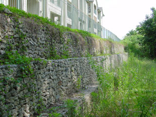 Gabion Baskets Gravity Walls Are Ideally Suited To